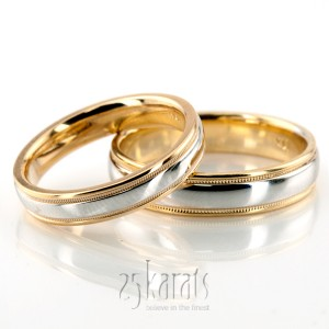 the band - Contemporary Wedding Rings