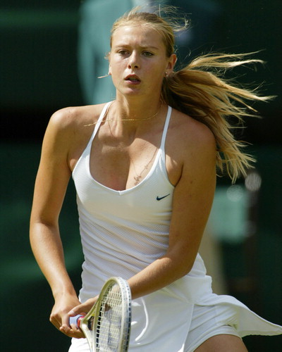 maria sharapova new gallery