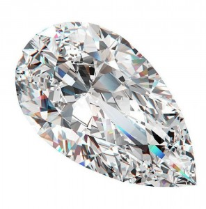 Diamond Shape: Pear