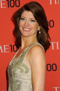 Co-Anchor of CBS This Morning Norah O'Donnell attends the 2013 Time 100 Gala - Getty Images
