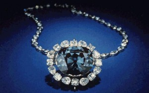 Penland is a photographer for the Smithsonian and has taken photos of many of their gems. This photo by Dane Penland is the most well-known of the Hope Diamond in the world