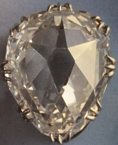 Sancy Diamond Image by Diamond Museum