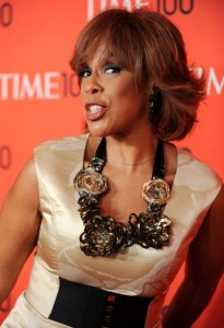TV Host Gayle King attends the 2013 Time 100 Gala at Frederick P. Rose Hall, Jazz at Lincoln Center   - Getty Images