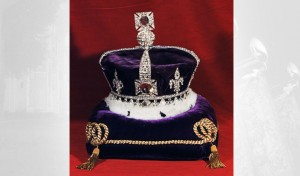 The-Queen-Mother's-Crown-featuring-Koh-i-Noor-diamond The Queen Mother's Crown © CORBIS