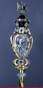 The Great Star of Africa diamond