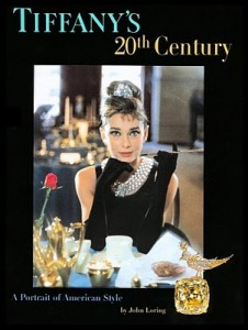 Tiffany Yellow Diamond Film poster of Breakfast at Tiffany's