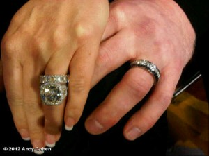 Celebrities Who Married NFL Players - Bridal Jewelry ...