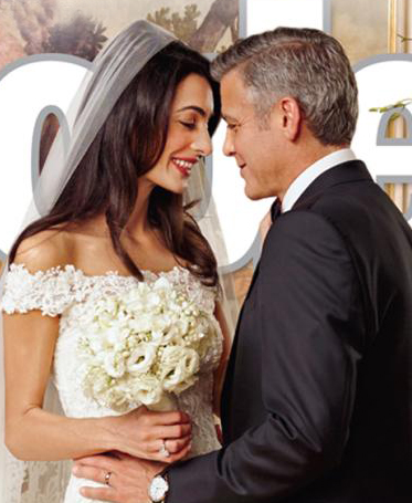 Dream Wedding Of George Clooney And Amal Alamuddin