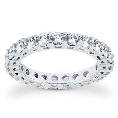 Symbol Of Your Eternal Love Eternity Wedding Bands 25karats Blog