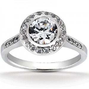 How To Make Your Diamond Ring Look Bigger 25karatscom Blog