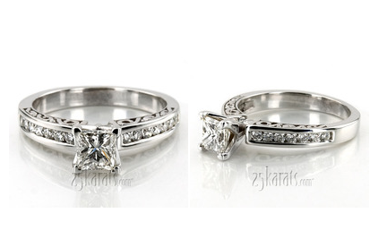 how to ensure you get the diamond engagement ring of your dreams - Lesbian Wedding Rings