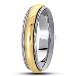 Basic simple wedding bands