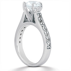 0 27 ct diamond engagement ring ens7811
