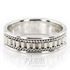 Hm031 hand made wedding ring
