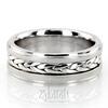 Hm007 hand made wedding ring