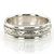 Hm003-braided-sleek-hand-woven-wedding-band