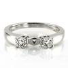 Enr2117 three stone prong set diamond engagement ring 0 20 ct tw