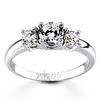 14k gold pre set cheap diamond engagment rings whole sale