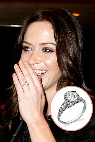 Get One Of Those Celebrity Engagement Rings Bridal Jewelry Newsbridal Jewelry News