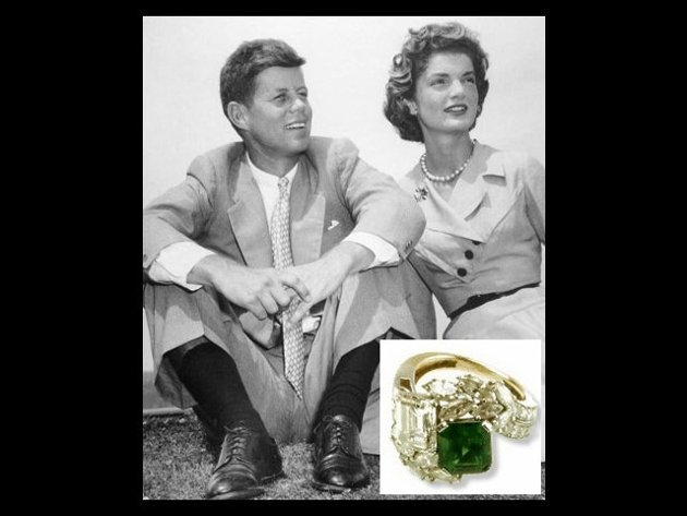 Jackie Kennedy Wedding Ring