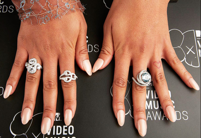 Princess Channel Set Wedding Band