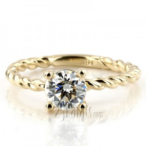 Shadow Wedding Band