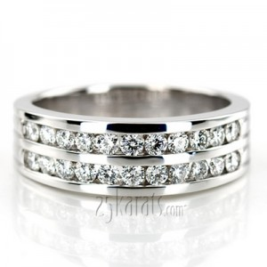 Mens Wedding Bands With Stones