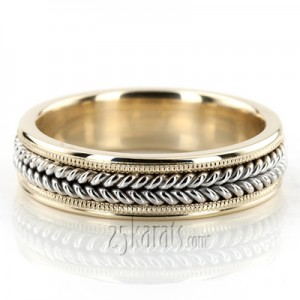 hand-braided-milgrain-wedding-band