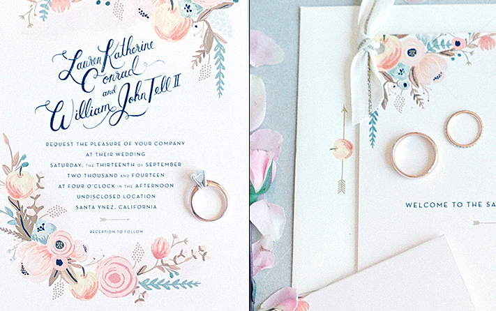 lauren_invitation - Lauren Conrad Wedding Ring